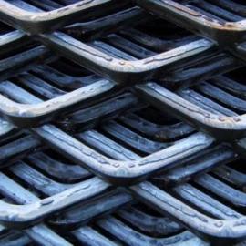 生产各种钢板菱形孔拉伸网 建筑钢板网 钢板网厂家
