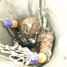 污水管道水下检查