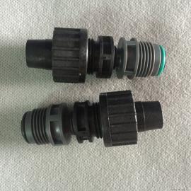 米顿罗计量泵配件GM0001-0050进出口PVC单向阀逆止阀