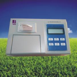高精度智能土壤肥料养分速测仪