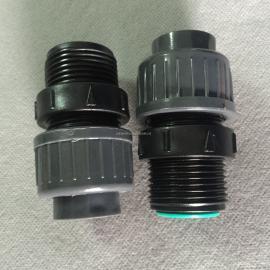 米顿罗计量泵单向阀 GM0090-0500PVC单向阀 进出口单向阀