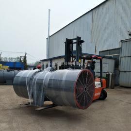厂家热销SDS地道射流风机|SDS(R)双向可逆轴流式消防排烟风机