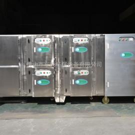 UV光氧催化+活性炭一体机 UV光解废气处理设备 喷漆房环保设备
