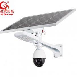 太阳能监控机 监控摄像头供电系统