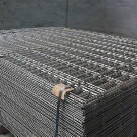 煤矿加固钢筋网(平纹钢筋网)规格――10*10cm焊接钢筋网定制厂&
