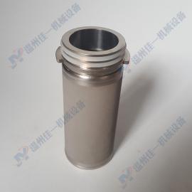 钛棒滤芯 5英寸钛棒滤芯 226插口钛棒滤芯 蒸汽过滤器专用钛滤芯