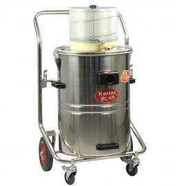 吹气工业吸尘器适用于厂房周边物业吸粉末瓜子壳泥土渣吸尘器