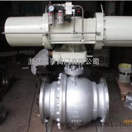 Q647H、Q647F、Q647Y气动固定式球阀