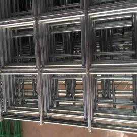 建筑屋面防裂钢丝网片――1.5-4mm焊接钢丝网片实体厂家报价
