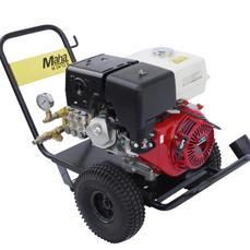 德国进口M 25/15 B 工业级汽油引擎驱动冷水高压清洗机