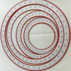 磁性刻度盘 砂轮法兰盘刻度盘 磨床专用刻度盘