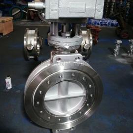 D373W-10P涡轮手动对夹式不锈钢蝶阀