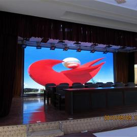 会议室安装18平方LEDp2.5高清大屏幕价格要多少钱?
