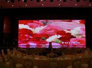 酒店宴会厅P3全彩LED显示大屏幕全包含安装价格多少钱