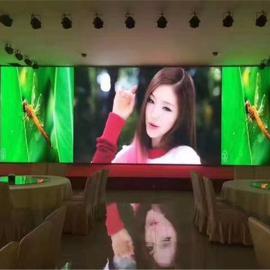 酒楼宴会厅一般婚宴用P3LED显示屏要多少钱