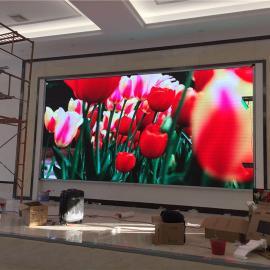 会议室装15平米p3全彩LED电子屏工厂报价清单