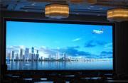 室内LED电子显示屏厂家 P3全彩屏价格一平米多少钱