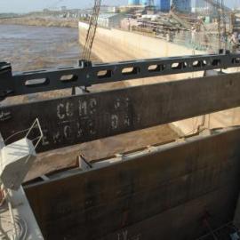 电厂闸门水下检查堵漏