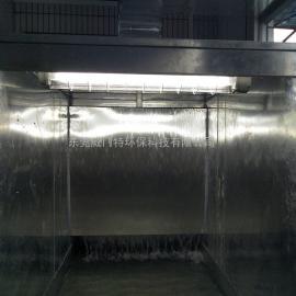 专业生产优质不锈钢水帘柜 水帘柜最新报价