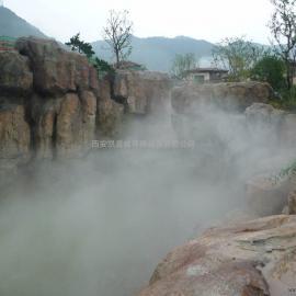 景观造雾的特点你了解吗 高压微雾设备批发
