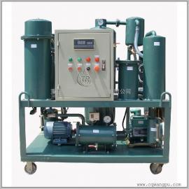 ZJD-6液压油真空滤油机