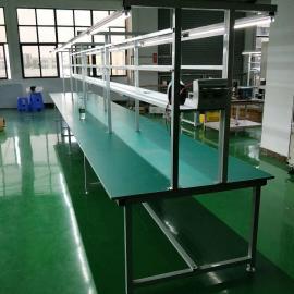 防静电工作台 平板操作台 包装平板台 木板拉生产线
