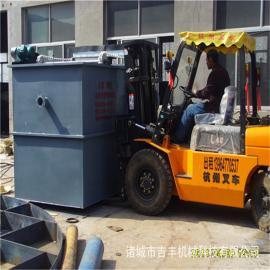 大型动物园养殖污水处理设备工艺