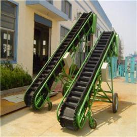 包胶滚筒输送机械小皮带输送机再生胶辅助设备 装车卸车输送机