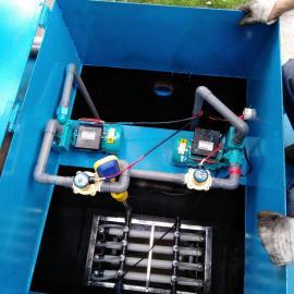 WSZ-a -2m3/h地埋式一体化污水处理设备