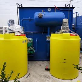 250t/d一体化生活污水处理设备
