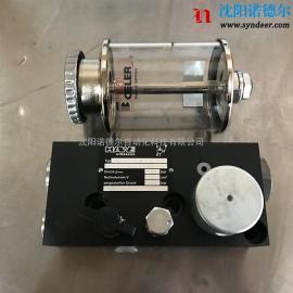 HAWE哈威 DG365-1/4压力继电器
