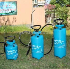 储压式喷雾器714311 原装进口手动气压喷雾器 卫生消毒8升喷雾器