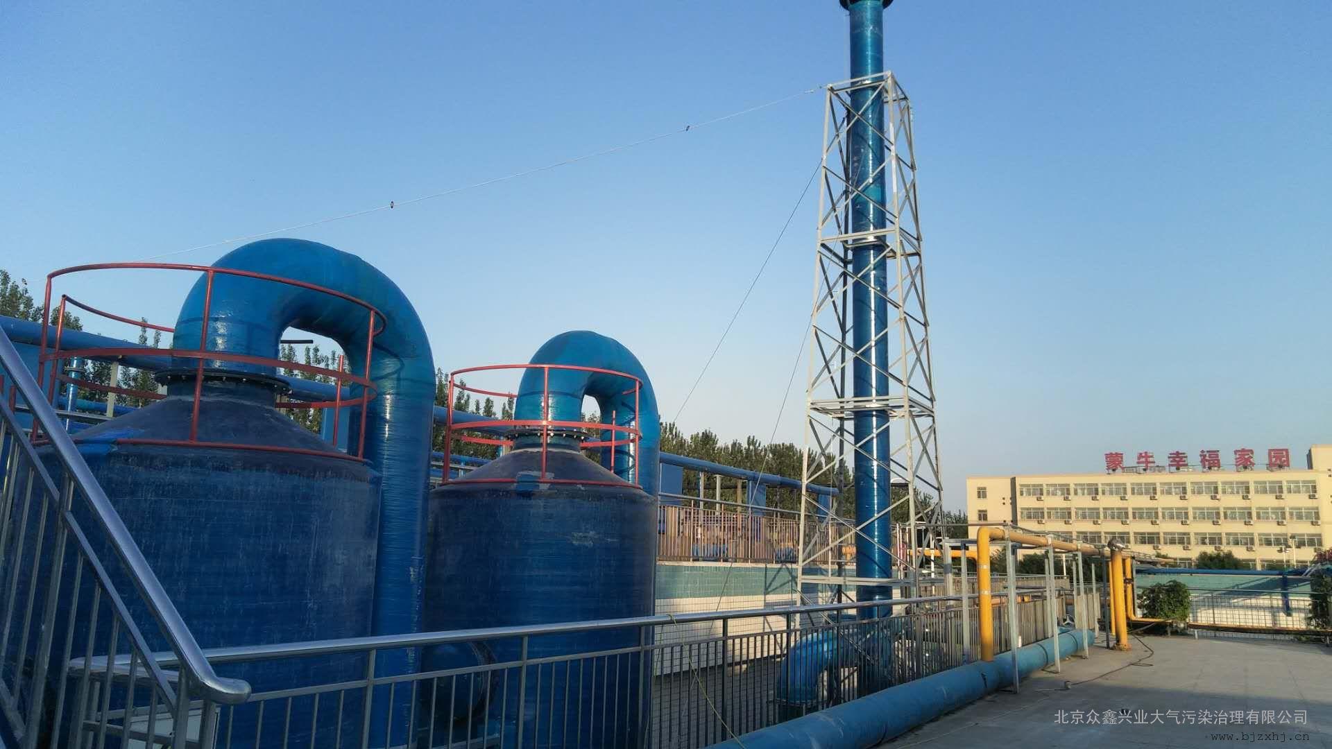 恶臭废气净化技术、污水厂恶臭气体处理、