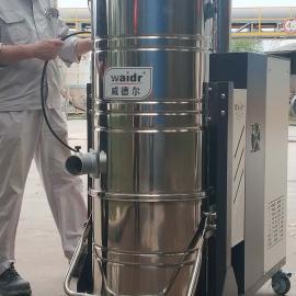 水泥厂吸水泥粉用自动反吹工业吸尘器