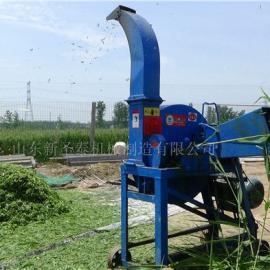 多种适用青储铡草机生产厂家/圣泰玉米秸秆铡草机