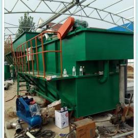 溶气气浮机的安装步骤和日常维护