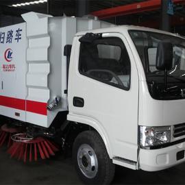 水泥厂专用扫地车 微型公路扫地车