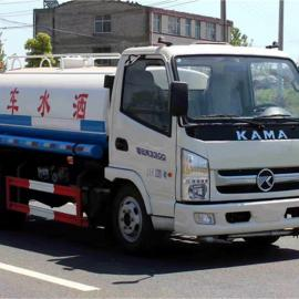 东风8吨洒水车配置图片