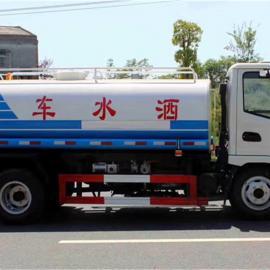 国五8吨园林绿化洒水车