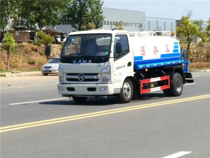 福田5吨洒水车厂家直销