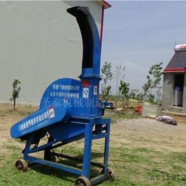 干草秸秆铡草机生产厂家 圣泰新型铡草机报价