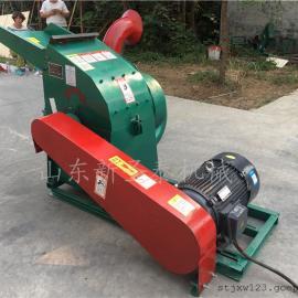 干湿秸秆粉碎机生产厂家 圣泰牌中小型饲料粉碎机报价