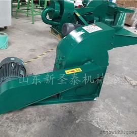 豆秸粉碎机生产厂家 圣泰中小型多功能粉碎机报价