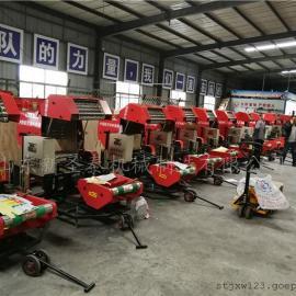 经济价值打捆包膜机生产厂家 圣泰打捆包膜一体机报价