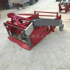 拖拉机牵引式薯类收获机生产厂家 圣泰红薯收获机报价