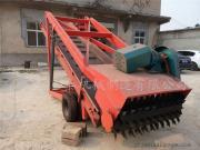 供应养殖场青饲料取料机生产厂家 圣泰大型青贮取料机报价