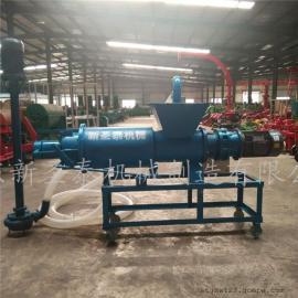 环保新型固液别离机出产厂家 圣泰便脱水机大型