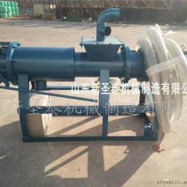 实用高效型固液分离机生产厂家 圣泰污水处理机作用