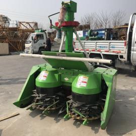 高效率青饲料收割机生产厂家 圣泰整株收割机报价