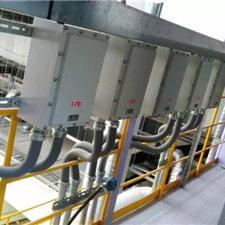 XM(D)-T 钢板立脚式防爆配电箱